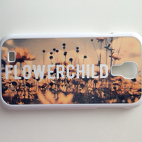 Flowerchild Android Case