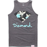 Diamond Supply Co Chill Floral Tank at PacSun.com