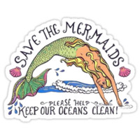 Save the Mermaids T-Shirts & Hoodies