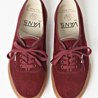 Beauty & Youth x VANS Cord Pack