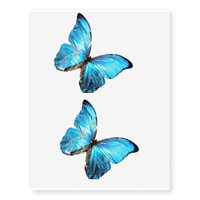 Butterflies Temporary Tattoos