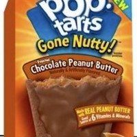 Pop Tarts Gone Nutty Chocolate Peanut Butter (2 Pack)
