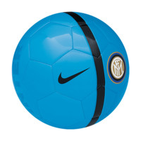 Nike Inter Milan Supporters Soccer Ball Size 5 (Blue)