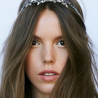 Free People Womens Own The Night Crown