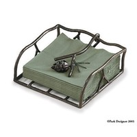 Park Designs Pine Lodge Napkin Holder