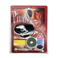 Pirate Face Painting Kit