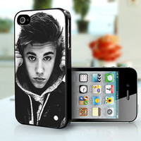 Justin Bieber Hoody iPhone 4 iPhone 4s case by 4JustNCASE on Etsy