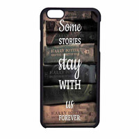 Harry Potter Old Books iPhone 6 Case