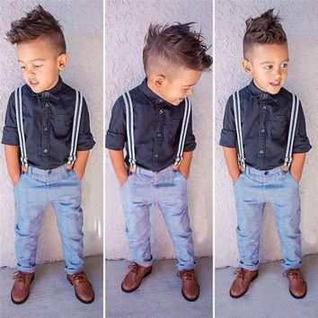 Kids Boys Girls Baby Clothing Products For Children = 4444450116
