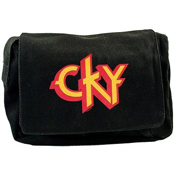 CKY - Logo Messenger Bag
