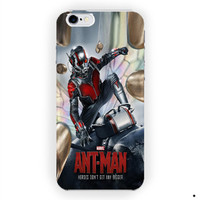Antman Film Movie Marvel Poster For iPhone 6 / 6 Plus Case