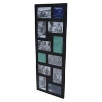 Room Essentials® 12-Opening Frame - Black Collage