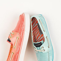 Sperry Bahama Sequined Loafers in Coral or Aqua