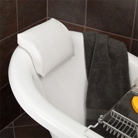 Deluxe Arched Bath Pillow