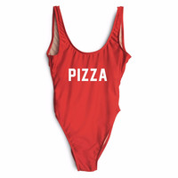 Pizza One Piece Swimsuit