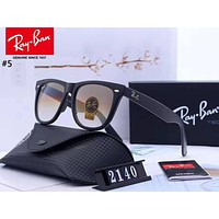 Ray-Ban new personality men and women color film driving polarized sunglasses #5