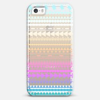 Summer Dreams Aztec iPhone 5s case by Organic Saturation | Casetify