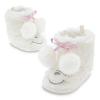 Winnie the Pooh Fur Boots for Baby