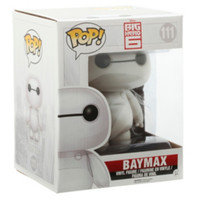 "Funko Marvel Pop! Big Hero 6 Baymax 6"" Vinyl Figure"