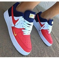 shosouvenir Nike Air Force 1 Low Mini Swoosh USA Sneakers