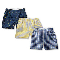 Polo Ralph Lauren Classic-Fit Boxers 3-Pack - Multi