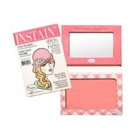 theBalm® cosmetics InStain® Long-Wearing Powder Staining Blush