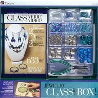 Jewelry Basics Class In A Box Kit, Bright Glass   AihaZone Store