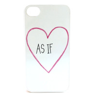 As If Phone Case