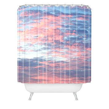 Lisa Argyropoulos Dream Beyond The Sky 2 Shower Curtain