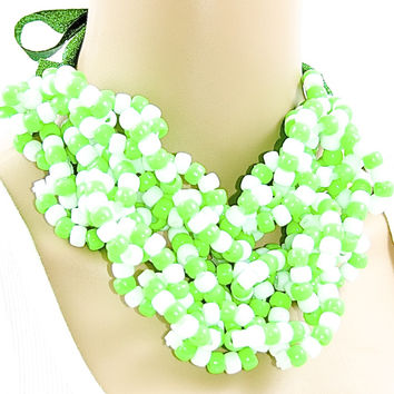 Big Bling St. Patrick Necklace