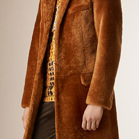Shearling Chesterfield