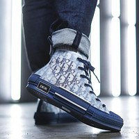 Christian Dior B23 High Top Sneakers Shoes