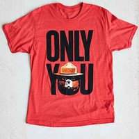 Smokey Only You Tee- Red