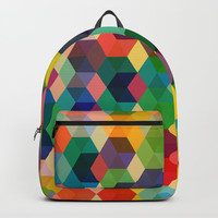 Hexagonzo Backpacks by Fimbis