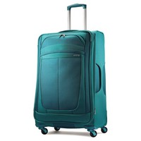 "American Tourister Delite 28"" Spinner Suitcase - Teal"