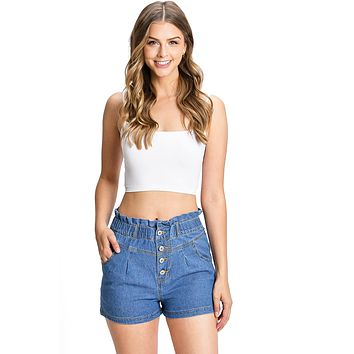 Pixie Paperbag Shorts