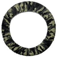 Camouflage Steering Wheel Cover, Made in USA, Auto Accessory, Custom Made, Christmas Gift