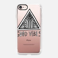 Good Vibes iPhone 7 Case by Vasare Nar | Casetify
