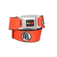 Dragon Ball Z Kame Kanji Seat Belt Belt - 305037