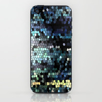 Mosaic for devices iPhone & iPod Skin by Catherine Holcombe