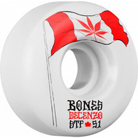 BONES WHEELS - STF Pro Decenzo Flowers 51mm 4pk