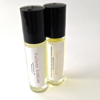Perfume Oil Set, Choose ANY 2 Perfumes, Gift Set, Fragrance for Her