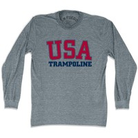 USA Trampoline Long Sleeve T-shirt
