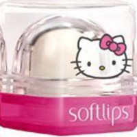 Hello Kitty Softlips Cube - Cute Strawberry Banana