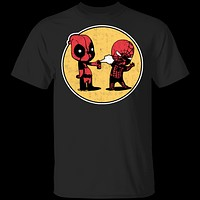 Deadpool Spiderman T-Shirt