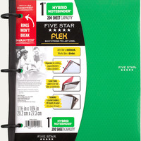 1 inch Hybrid NoteBinder | 29104 | Five Star Flex