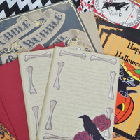 Halloween stationery box kit limited numbers
