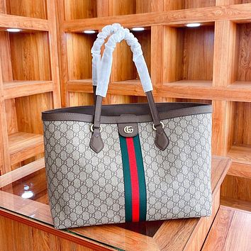 Gucci female bag shopping bag fashion one-shoulder handbag