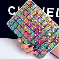 Crystal Bling Stand Leather Cover Cover for ipad Pro , case  for ipad Air 1 2, for ipad  mini