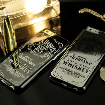 Jack Daniels Cases for iPhone 7, 6, 6S, 6Plus, 6s plus, 5SE, 5, 5S